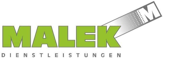 Malek Dienstleistungen Logo
