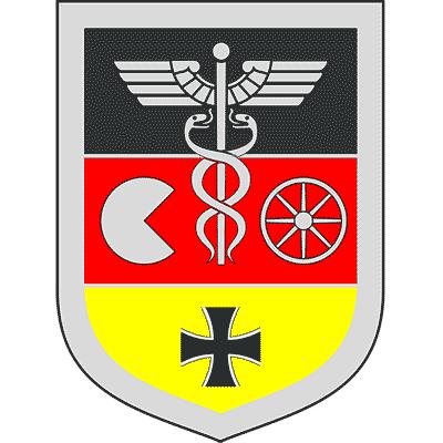 Verpflegungsamt der Bundeswehr Logo